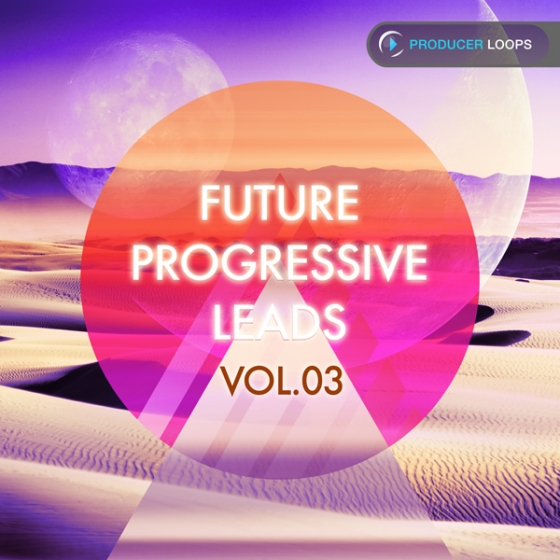 Producer Loops Future Progressive Leads Vol.3 ACiD WAV MiDi REX