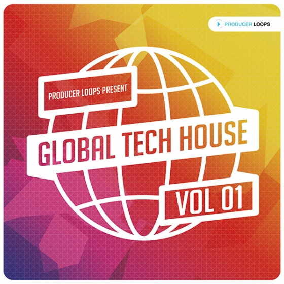 Producer Loops Global Tech House Vol 1 MULTiFORMAT DVDR ISO