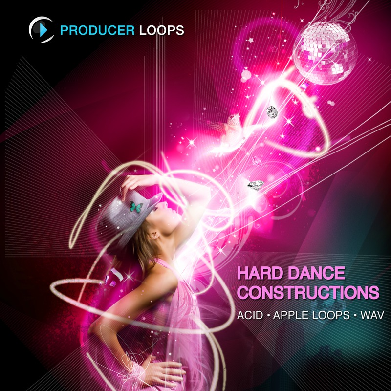 Producer Loops Hard Dance Constructions ACiD WAV-KRock