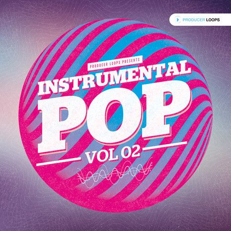 Producer Loops Instrumental Pop Vol 2 MULTiFORMAT DVDR