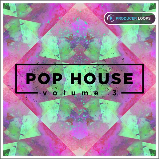 Producer Loops Pop House Vol 3 ACiD WAV MiDi