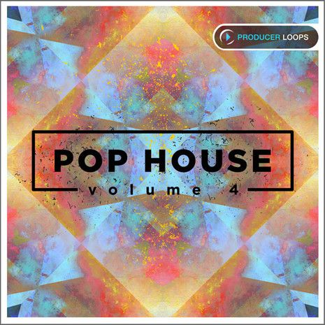 Producer Loops Pop House Vol 4 MULTiFORMAT DVDR