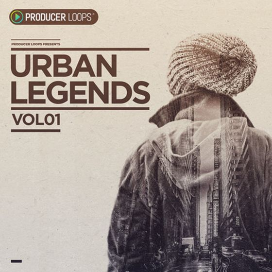 Producer Loops Urban Legends Vol 1 MULTiFORMAT DVDR