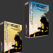 ProducerPack Latin Loops and Percussion Volume 1 & 2 MULTiFORMAT SCD-AMPLiFYiSO