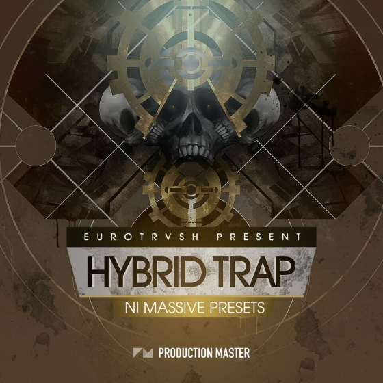 Production Master Hybrid Trap For NATiVE iNSTRUMENTS MASSiVE