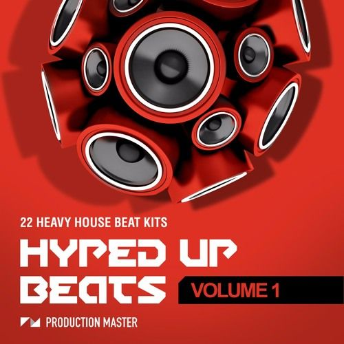 Production Master Hyped Up Beats Vol 1 WAV