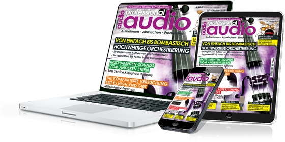 Professional Audio Magazin Oktober No 10 2015
