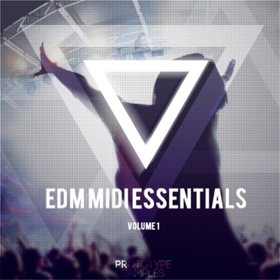 Prototype Samples EDM MIDI Essentials Vol 1 MiDi