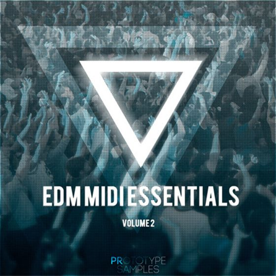 Prototype Samples EDM MIDI Essentials Vol 2 MiDi