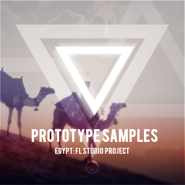 Prototype Samples Egypt FL Studio Project