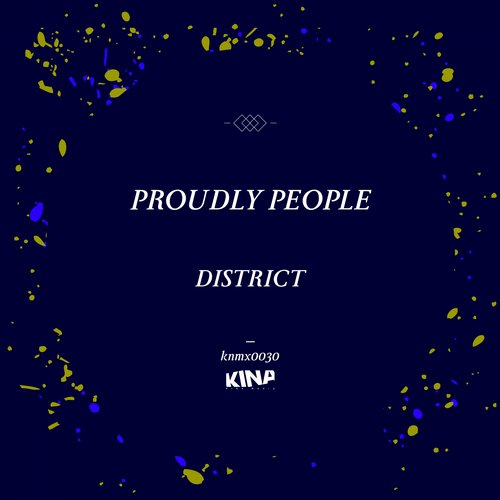 Proudly People - District [KNMX0030]