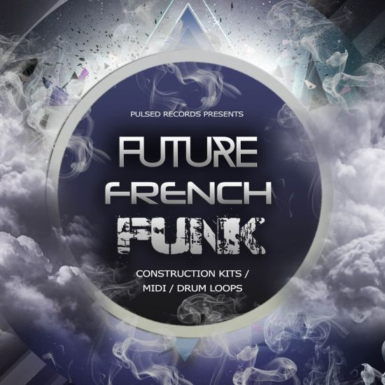 Pulsed Records Future French Funk WAV MiDi
