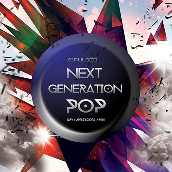 Pulsed Records Next Generation Pop WAV MiDi AiFF-AUDIOSTRiKE