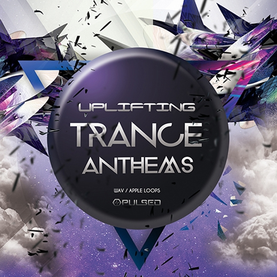 Pulsed Records Pulsed Uplifting Trance Anthems WAV MiDi AiFF