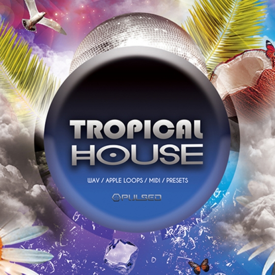 Pulsed Records Tropical House MiDi and Sylenth1 Presets