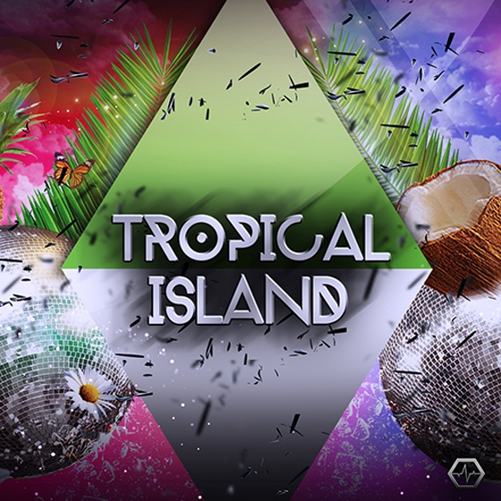Pulsed Records Tropical Island WAV MiDi