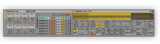 Puremagnetik Retroputer for Ableton Live