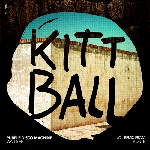 Purple Disco Machine – Walls [KITT125]