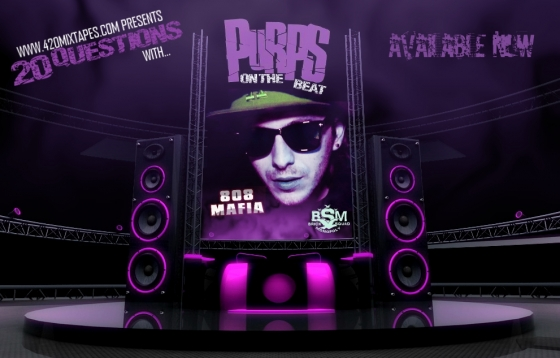 Purps of 808 Mafia Ultimate 808's