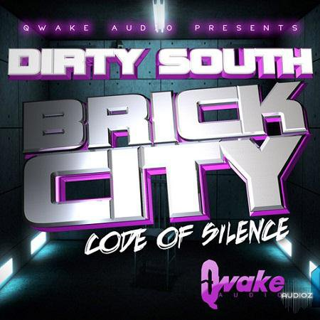 Quake Audio Dirty South Brick City Code Of Silence WAV MIDI FLP