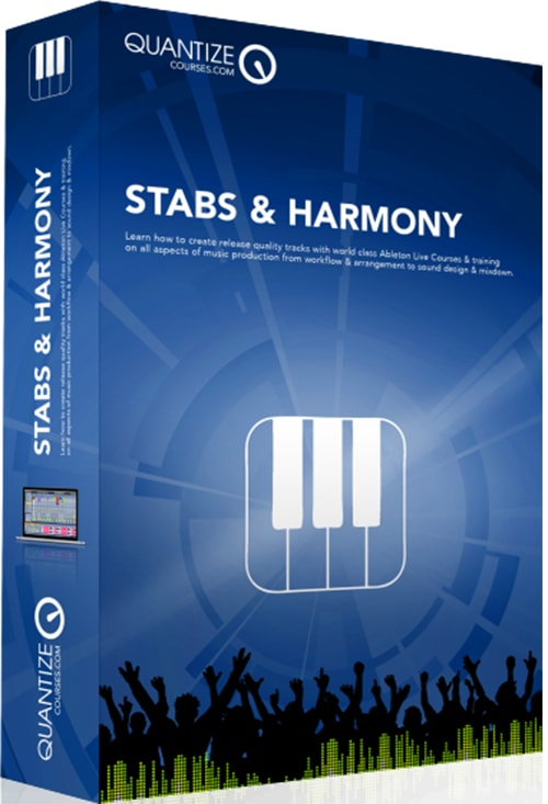 QuantizeCourses Stabs and Harmony Video Course TUTORiAL