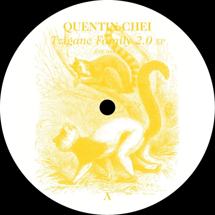 Quentin Chei – Tzigane Family 2.0 [RSP984]