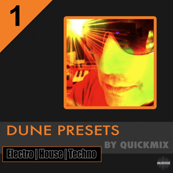 Quickmix Audio Mainroom Electro House Presets Dune FXP FXB