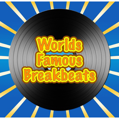 Quickmix Audio Worlds Famous Breakbeat WAV