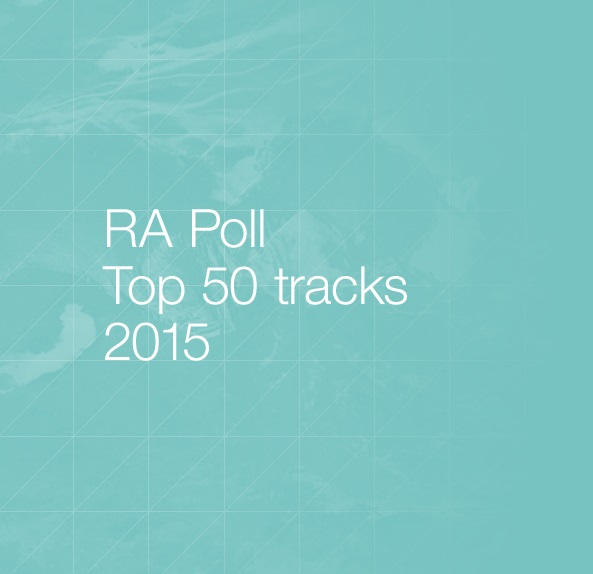 VA - RA Poll Top 50 Tracks of 2015