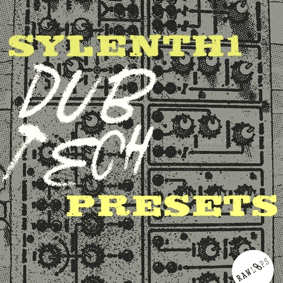 RAW LOOPS Sylenth1 Dub Tech Presets FXB FXP