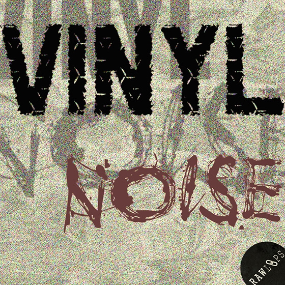 RAW LOOPS Vinyl Noise WAV