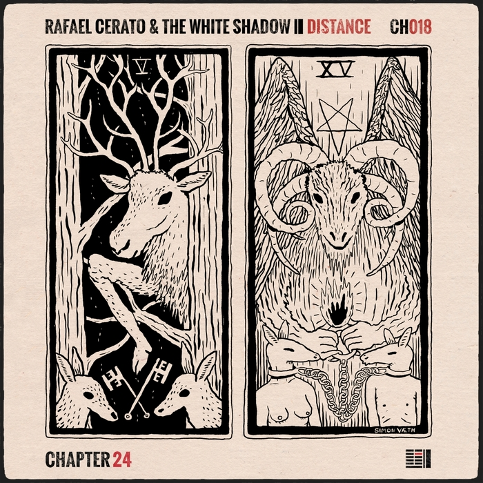 Rafael Cerato & THe WHite SHadow (FR) – Distance [CH018]