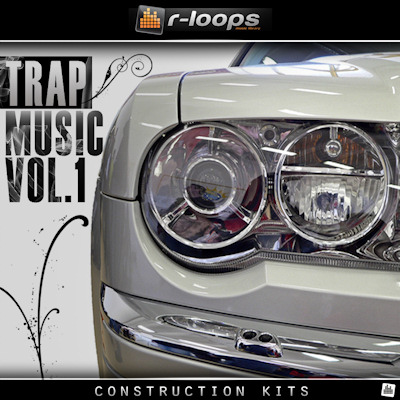 Rafik Loops Trap Music Vol.1 ACiD WAV AiFF
