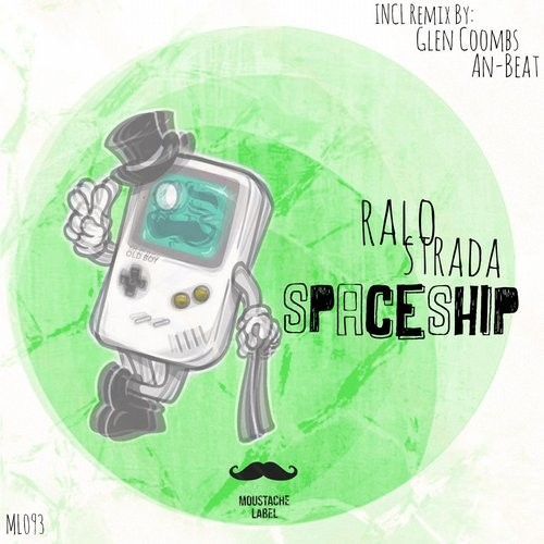 Ralo, Strada – SPACESHIP [ML093]