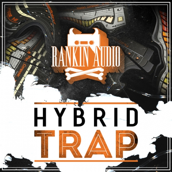 Rankin Audio Hybrid Trap WAV-AUDIOSTRiKE