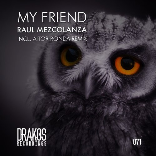 Raul Mezcolanza – My Friend [DRK0071]