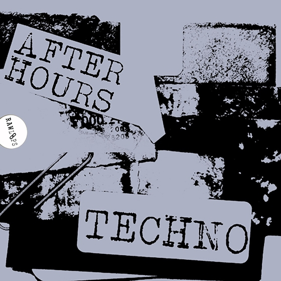 Raw Loops AfterHours Techno WAV