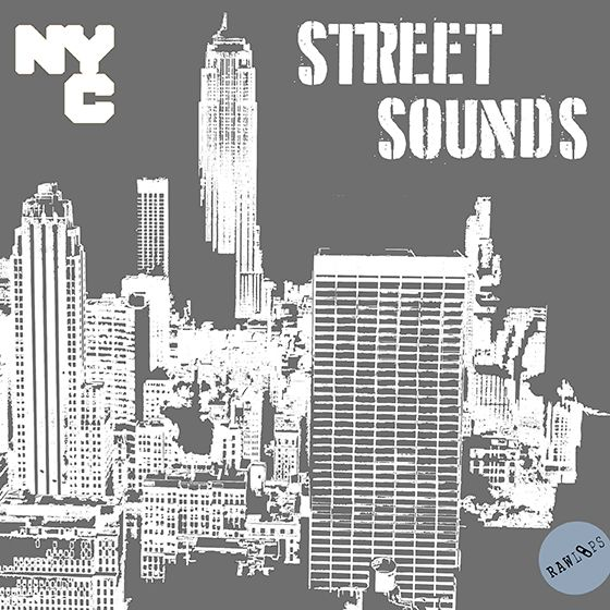 Raw Loops NYC Street Sounds WAV