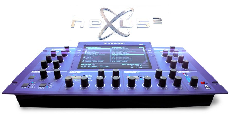 ReFX Nexus 2 Pack: VSTi, Presets, Expansions and Skins