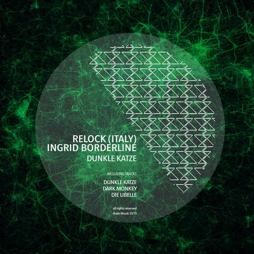 ReLock, Ingrid Borderline - Dunkle Katze [BMW012]