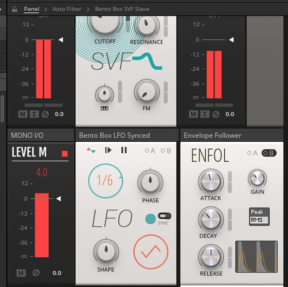 Reaktor User Library 20-11-2015