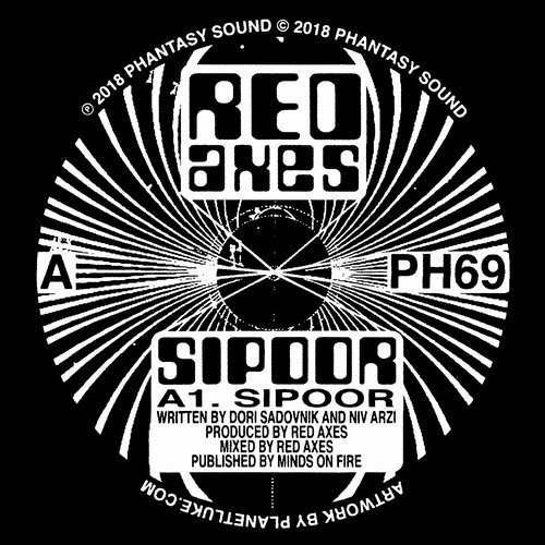 Red Axes - Sipoor [PH69D]