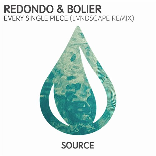 Redondo, Bolier, She Keeps Bees - Every Single Piece Feat. She Keeps Bees (LVNDSCAPE Remix)