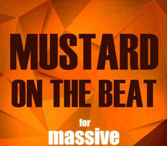 Redsounds Mustard On The Beat for NI Massive NMSV