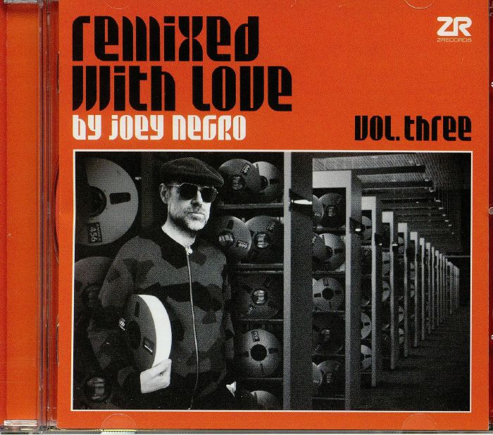VA - Remixed With Love By Joey Negro Vol. 3 2CD [ZEDDCD45]