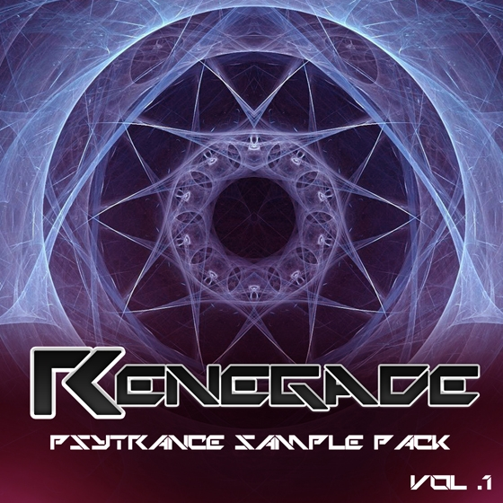 Renegade Psy Trance Sample Pack Vol.1 WAV VST Presets