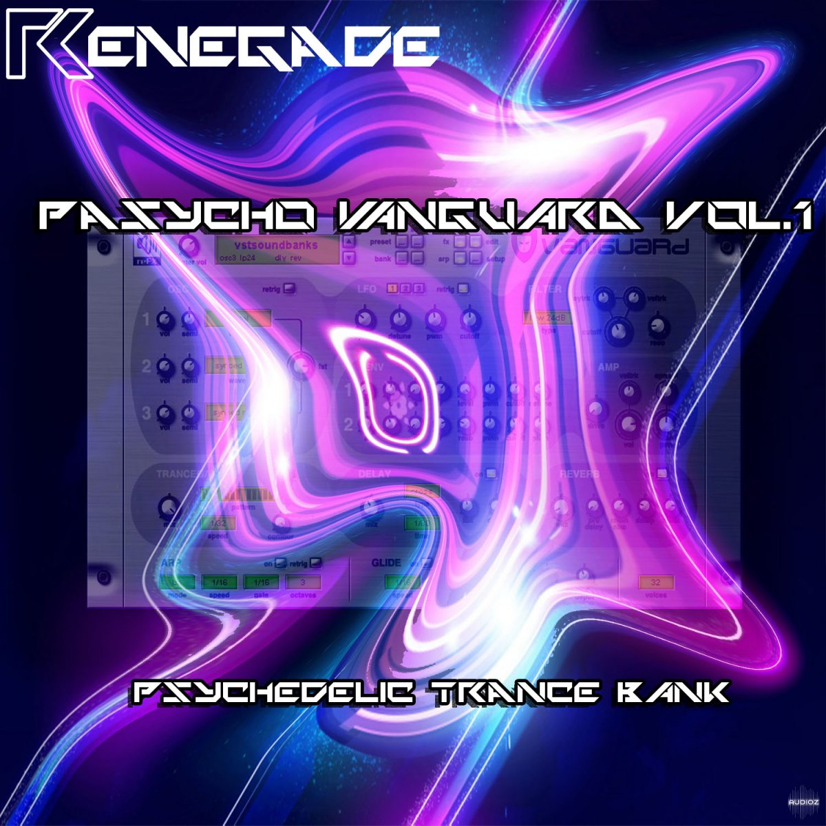 Renegade Psycho Vanguard Vol.1