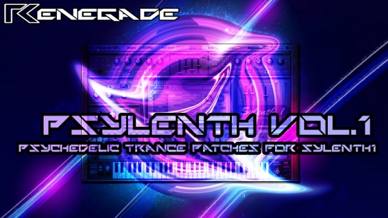 Renegade Psylenth Vol.1 For Sylenth1