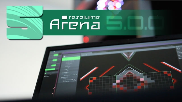 Resolume Arena 5.0.1 WiN