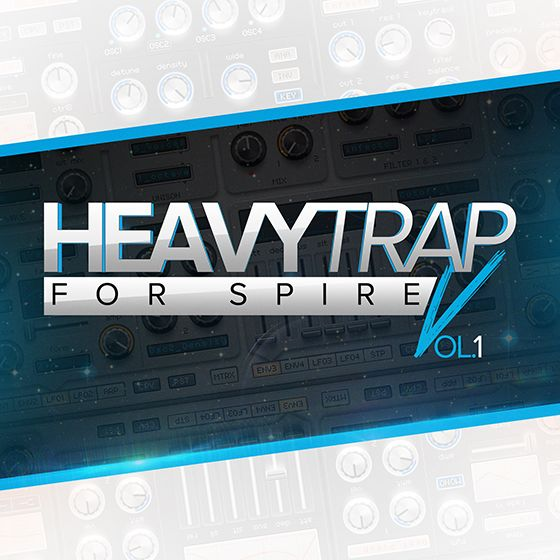 Resonance Sound Heavy Trap For Spire Vol.1 SBF